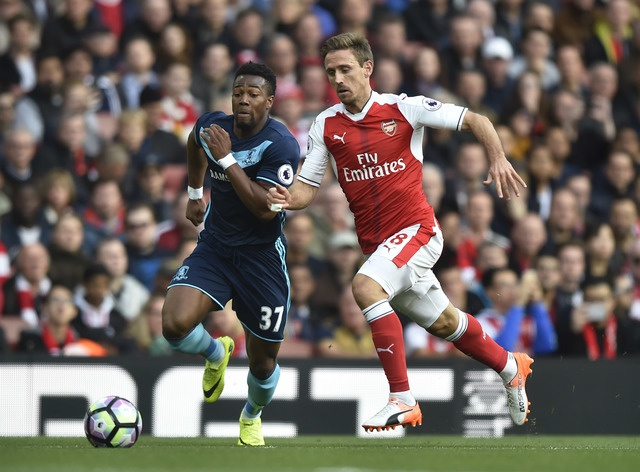 Arsenal khien Wenger kem vui trong ngay sinh nhat thu 67 hinh anh 19
