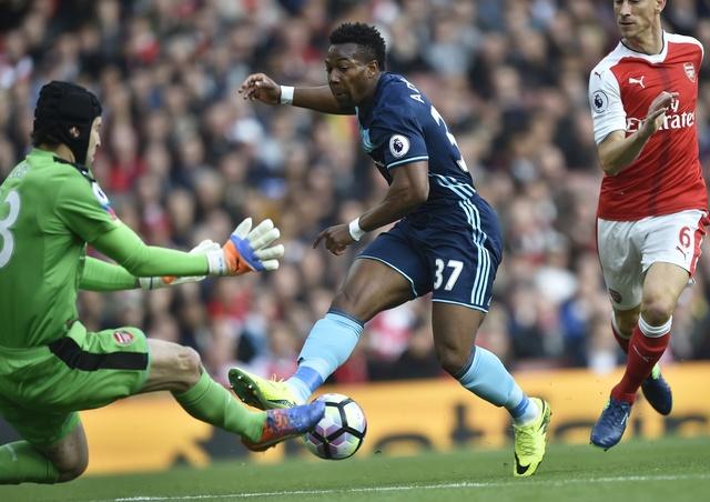 Arsenal khien Wenger kem vui trong ngay sinh nhat thu 67 hinh anh 22