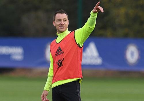 Don Terry tro lai, Conte san sang doi dau Mourinho hinh anh