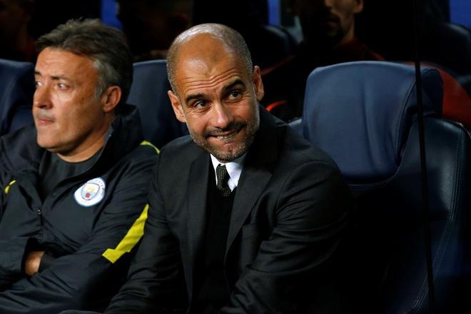 Guardiola tiec nuoi du Man City tro lai ngoi dau bang hinh anh 1