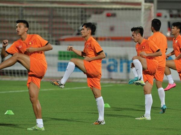Tran U19 Bahrain vs U19 Viet Nam anh 17