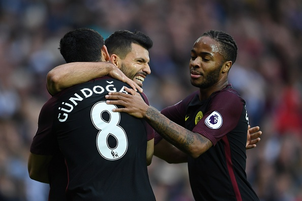 Tottenham hoa Leicester 1-1, Man City thang West Brom 4-0 hinh anh 11
