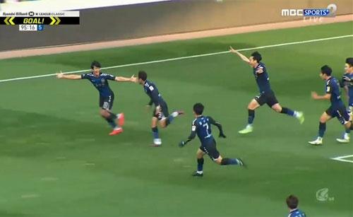 Xuan Truong da chinh, Incheon United thang kich tinh 3-2 hinh anh 14