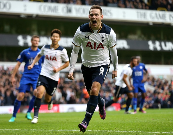 Tottenham hoa Leicester 1-1, Man City thang West Brom 4-0 hinh anh 16