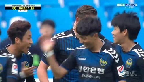 Xuan Truong da chinh, Incheon United thang kich tinh 3-2 hinh anh 10