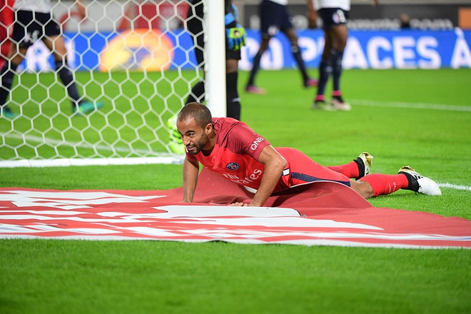 Cavani va Di Maria ket hop giup PSG ap sat ngoi dau hinh anh 3