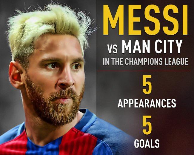 Messi khong co gioi han anh 1