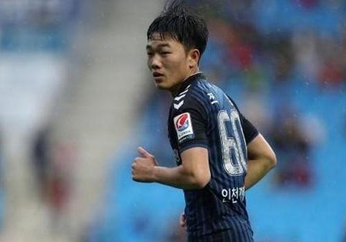 Xuan Truong thi dau 54 phut o tran Incheon United thua 2-3 hinh anh