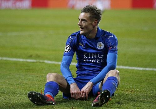 Leicester tiep tuc bat bai o Champions League hinh anh