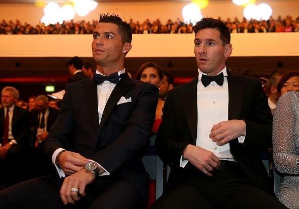 Bao Tay Ban Nha: 'Ronaldo gianh Qua bong vang 2016' hinh anh 1