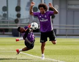 Zidane don thu mon 16 tuoi len doi mot Real hinh anh