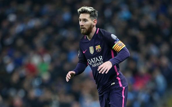 Messi khong lot 10 cau thu hay nhat anh 1