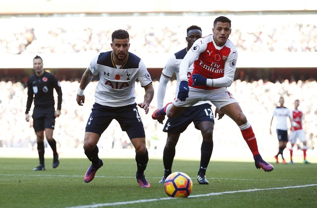 Tran Arsenal vs Tottenham anh 18