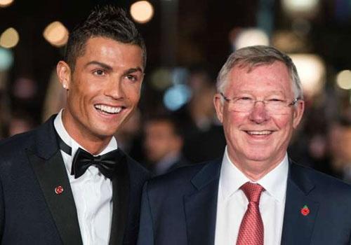 Cuoc gap go voi Sir Alex thay doi su nghiep cua Ronaldo hinh anh