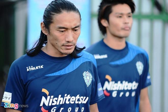 Tran DTVN vs Avispa Fukuoka anh 10
