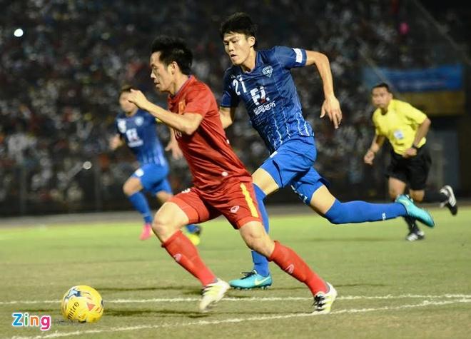 Tran DTVN vs Avispa Fukuoka anh 12