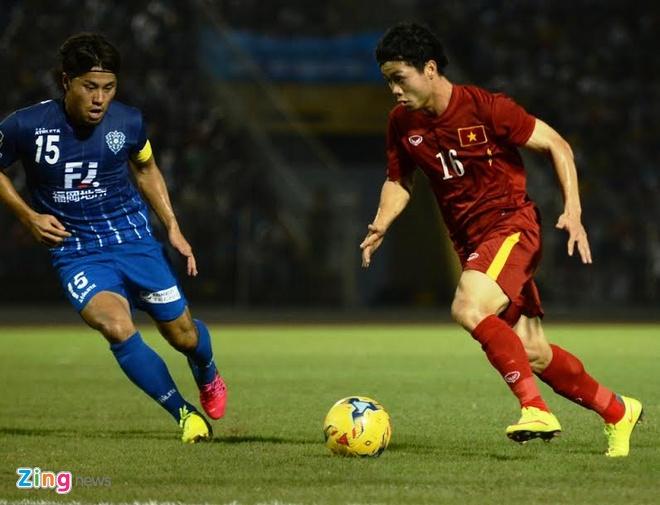 Tran DTVN vs Avispa Fukuoka anh 13