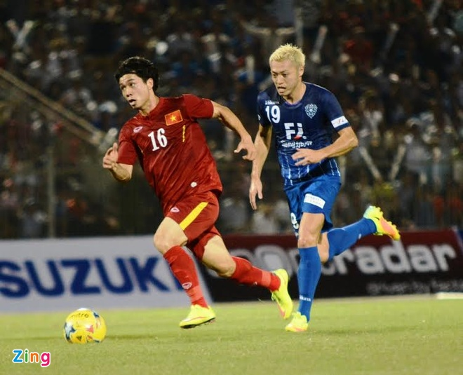 Tran DTVN vs Avispa Fukuoka anh 15
