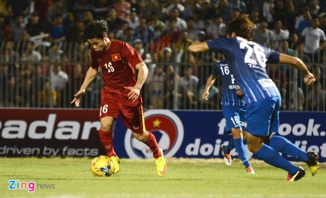Tran DTVN vs Avispa Fukuoka anh 19