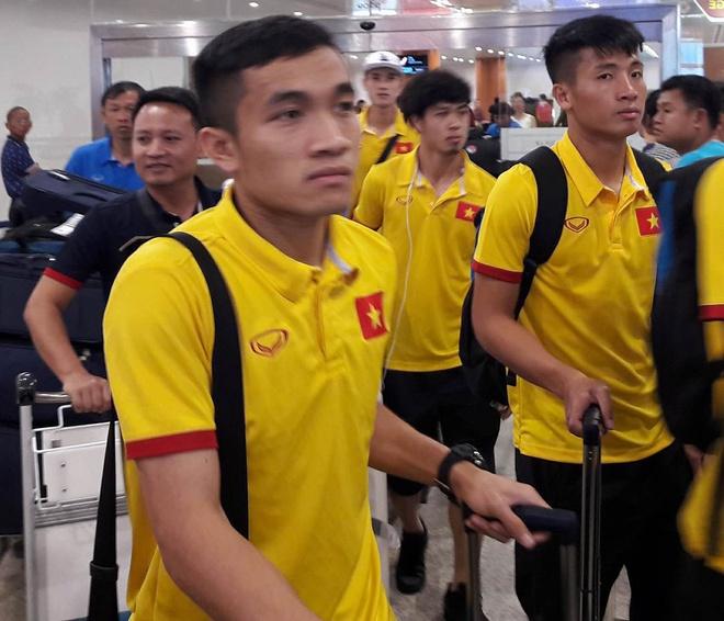 Tuyen Viet Nam da toi Yangon, quyet chinh phuc cup AFF hinh anh 1