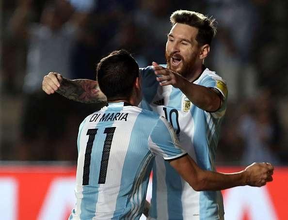 Messi duoc ca ngoi khi giup Argentina tro lai top 5 hinh anh 1