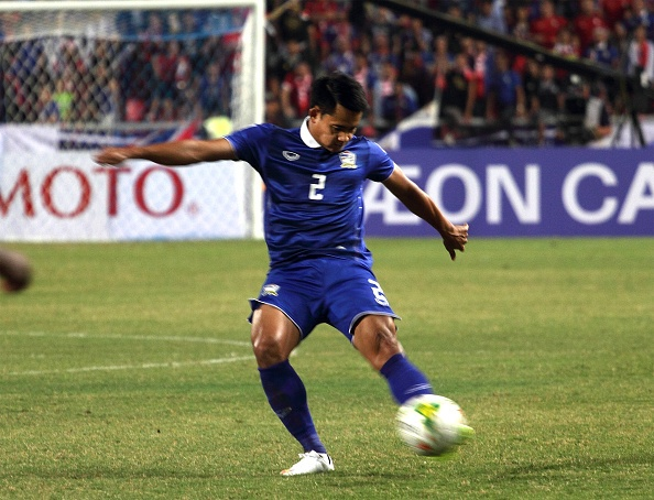 Tuyen Thai Lan thang Indonesia 4-2 nho hat-trick cua Dangda hinh anh 14