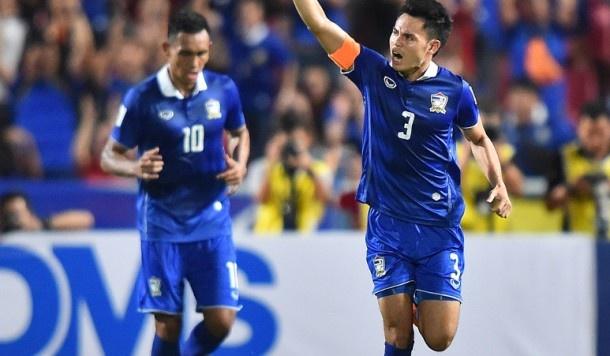 Tuyen Thai Lan thang Indonesia 4-2 nho hat-trick cua Dangda hinh anh 2