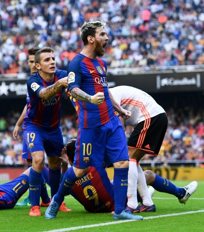 Thieu vang Messi va Suarez, Barca khong the ghi ban hinh anh 3