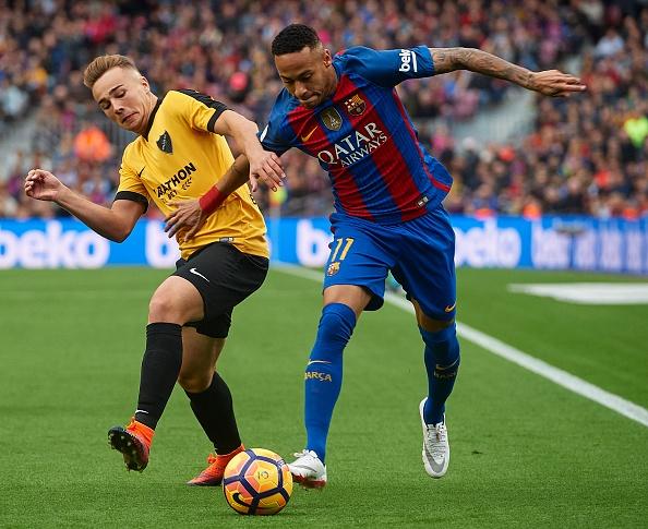 Thieu vang Messi va Suarez, Barca khong the ghi ban hinh anh 13