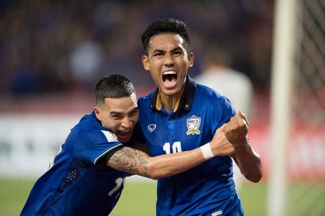 Tuyen Thai Lan thang Indonesia 4-2 nho hat-trick cua Dangda hinh anh 8