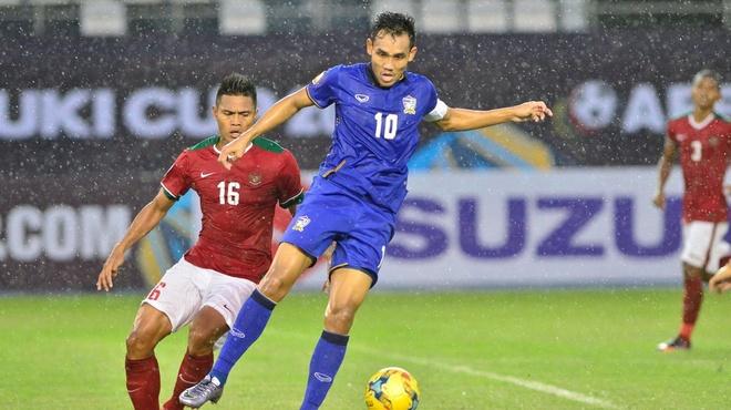 Tuyen Thai Lan thang Indonesia 4-2 nho hat-trick cua Dangda hinh anh 18