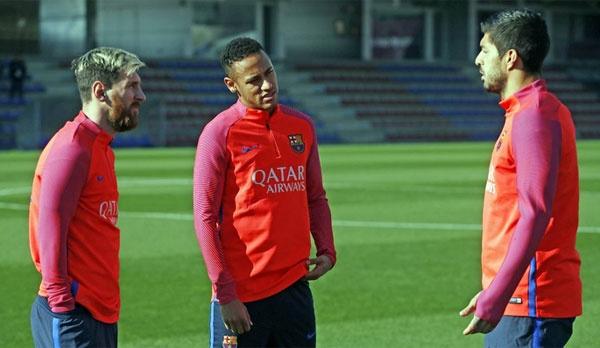 Thieu vang Messi va Suarez, Barca khong the ghi ban hinh anh 8