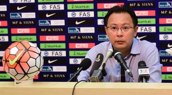 HLV Malaysia nhac hoc tro khong xem thuong Campuchia hinh anh 1
