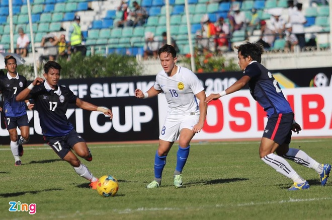 Malaysia vs Campuchia (3-2): Nguoc dong an tuong hinh anh 21