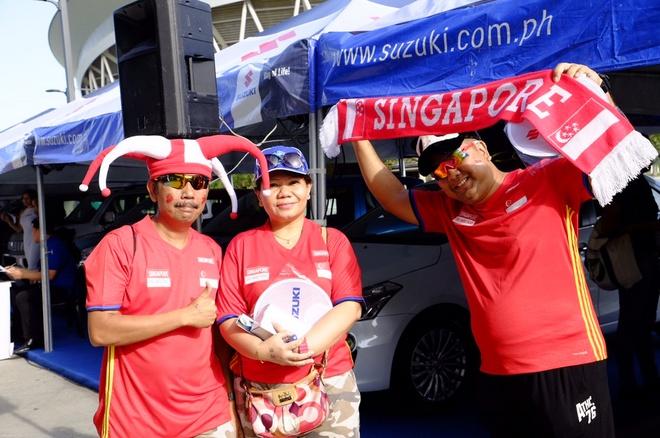 Tran Thai Lan vs Singapore anh 14