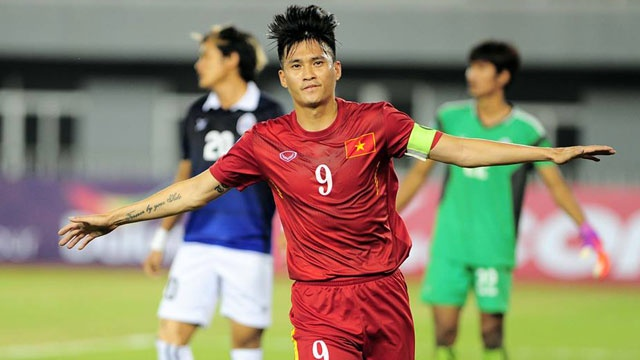Viet Nam vao ban ket AFF Cup voi thanh tich toan thang hinh anh