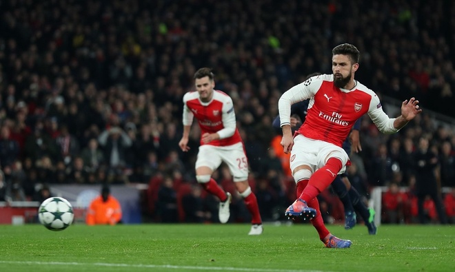 Arsenal 3-1 Bournemouth: Sanchez lap cu dup hinh anh 3