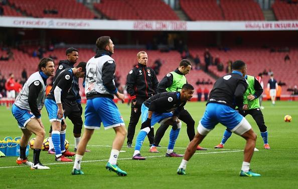 Arsenal 3-1 Bournemouth: Sanchez lap cu dup hinh anh 15