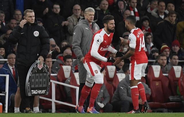 Arsenal 3-1 Bournemouth: Sanchez lap cu dup hinh anh 26