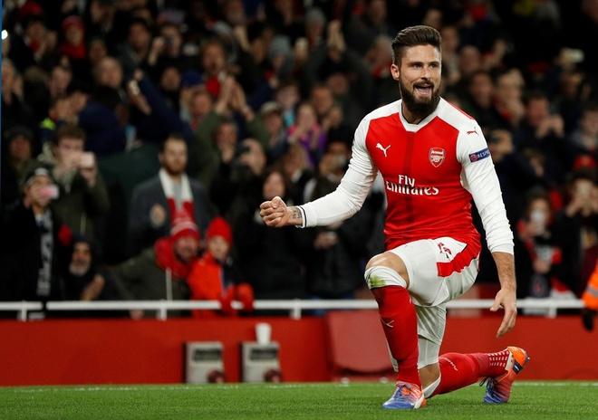 Arsenal 3-1 Bournemouth: Sanchez lap cu dup hinh anh 7