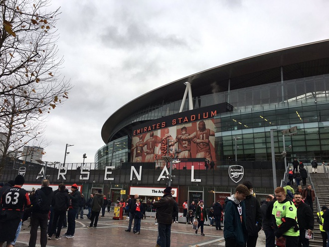 Arsenal 3-1 Bournemouth: Sanchez lap cu dup hinh anh 9