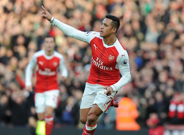 Arsenal 3-1 Bournemouth: Sanchez lap cu dup hinh anh 27