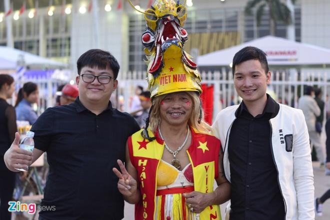 Tran Viet Nam - Indonesia nong vi ve anh 24