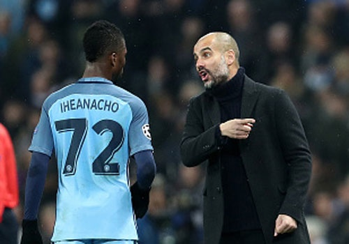 Man City lap ky luc bat bai tren san nha o Champions League hinh anh