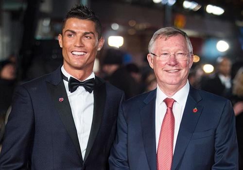 Nhung huyen thoai ung ho Ronaldo gianh Qua bong vang hinh anh