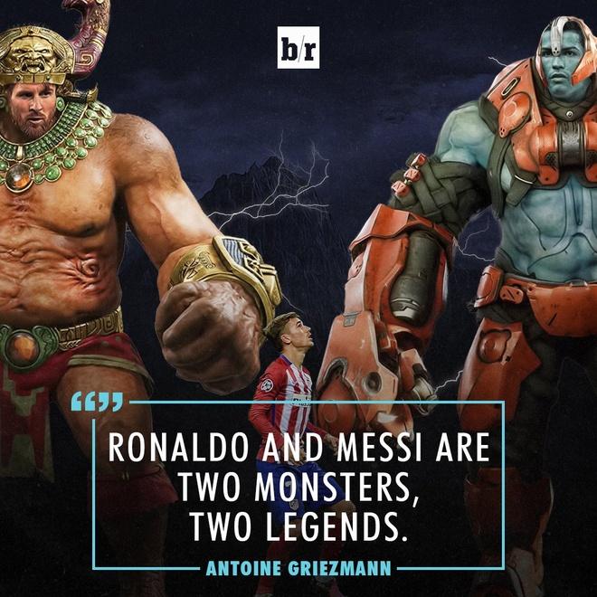 Cristiano Ronaldo khoe anh gianh Qua bong vang 2016 hinh anh 7
