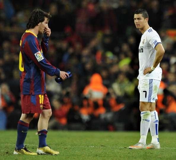 Khoanh khac kho quen cua Ronaldo va Messi anh 2