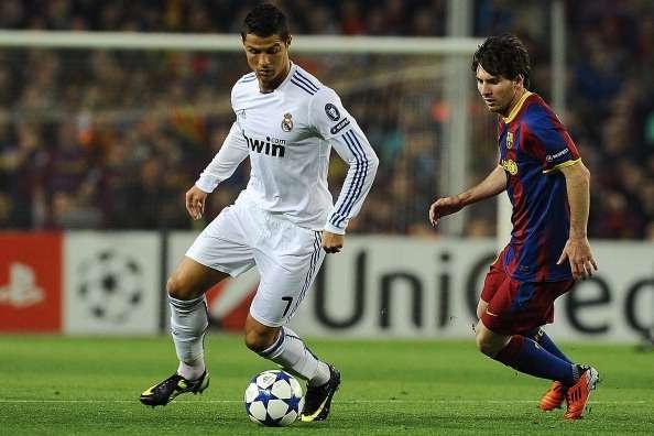 Khoanh khac kho quen cua Ronaldo va Messi anh 3