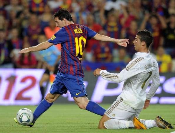 Khoanh khac kho quen cua Ronaldo va Messi anh 4