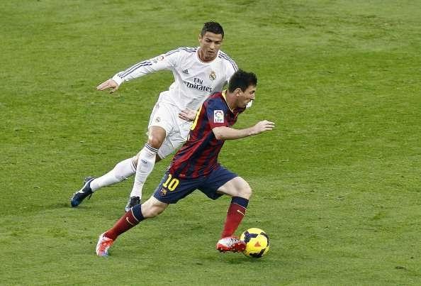 Khoanh khac kho quen cua Ronaldo va Messi anh 6